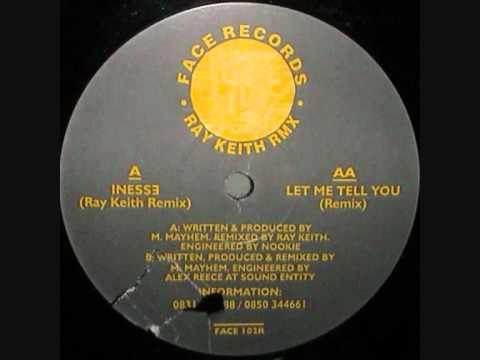 DJ Mayhem - Inesse (Ray Keith Remix)