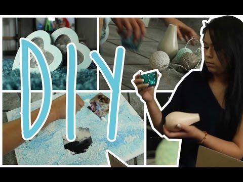 DIY   Individuell Dekorieren   Erste Eigene Wohnung   YouTube