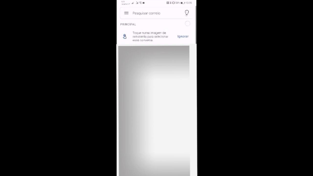 Google Gmail Swipe para mudar de conta (APK DOWNLOAD)