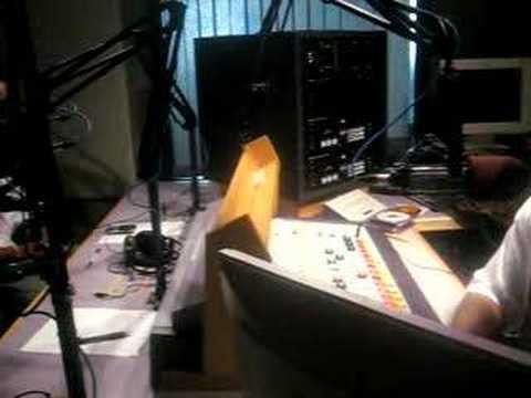 Nase Felon & Gage On The Radio Station 98.9 (spiting Barz