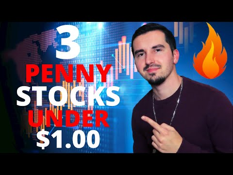 Download 3 Penny Stocks To Buy NOW?!   Under $1.00    MASSIVE Upside Potential?   🚀