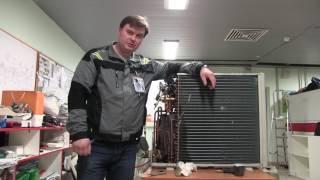 Бүлдіру, - конденсатордың үшін қысқы пайдалануға кондиционера ...