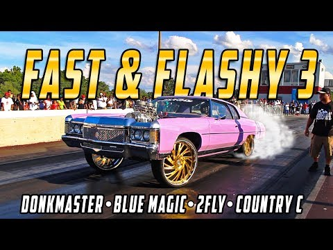 TRACK ACTION & TRASH TALK ! - FAST & FLASHY 2K17 Hosted by Donkmaster and Country C