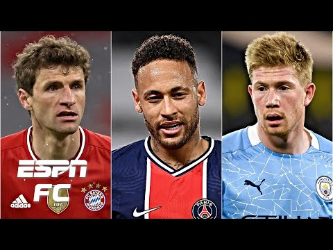 I stand by Thomas Muller & Kevin De Bruyne being better than Neymar! - Fjortoft | ESPN FC Extra Time
