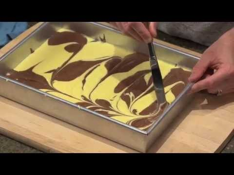 How To Marble Cake