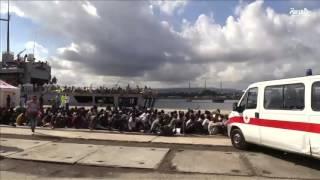 الهجرة غير الشرعية.. ليبيا ترفض تحويل أراضيها إلى مخيم لاجئي