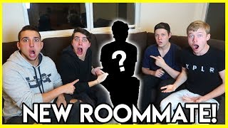 OUR NEW ROOMMATE REVEALED!!