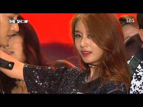 [1080p 60fps] 150811 T-ara Jiyeon SJ M Zhoumi Vixx Hongbin My Ear's Candy