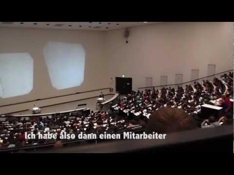 Papierflieger & Rauswurf im Mathevorkurs