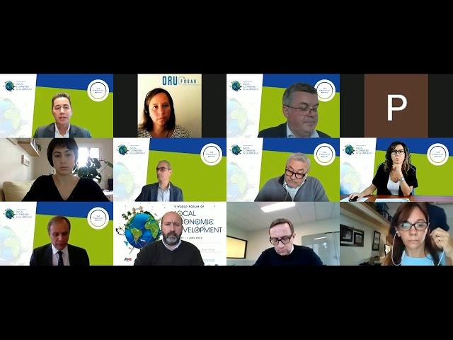 SP - 2nd Preparatory Webinar for the V World Forum Of Local Economic Development