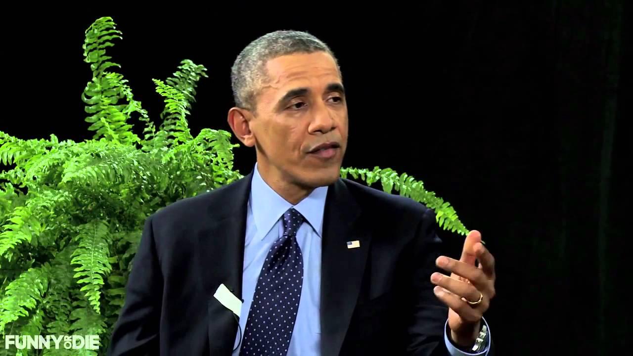 President Barack Obama: Between Two Ferns with Zach Galifianakis - YouTube