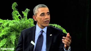 President Barack Obama: Between Two Ferns with Zach Galifianakis thumbnail