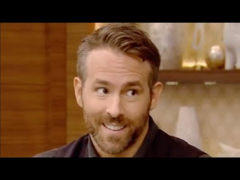 ryan reynolds effortlessly hilarious interview clips
