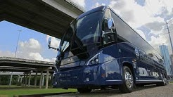 Best Charter Buses in Houston for Hire | 56 Passengers | Sam's Limousine
