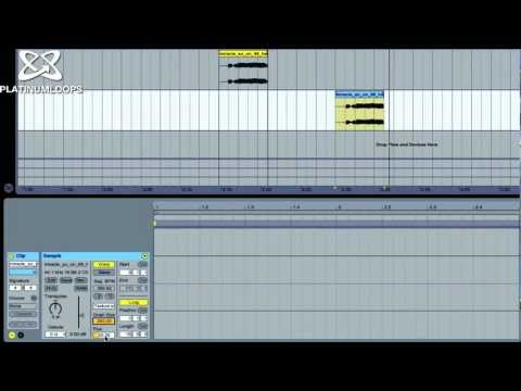 Ableton Tutorial - Extreme Time Stretching