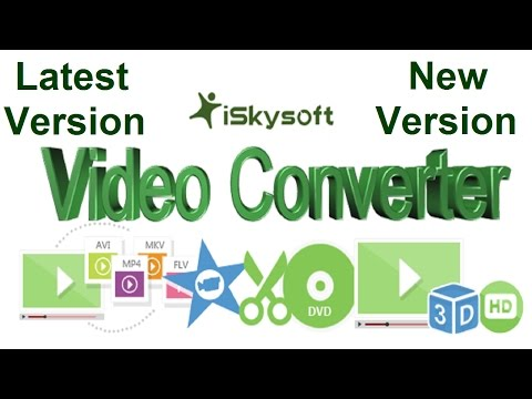 How to Download And Install iSkysoft Video Converter ultimate With Serial Number | Registration Key