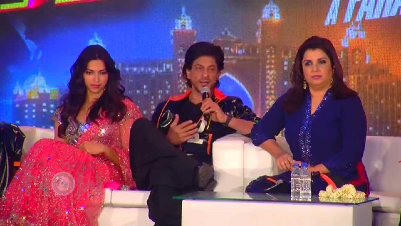 Happy New Year Official Trailer Launch   Part 3   Shahrukh ...