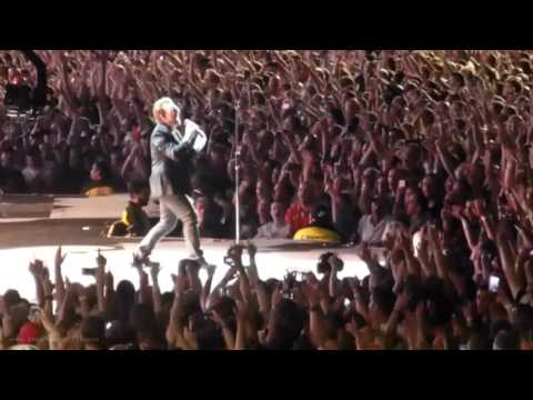 U2 - Elevation @ Twickenham Stadium, London July 2017