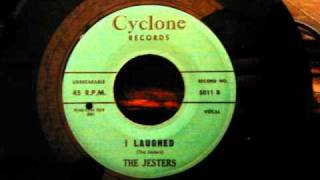 Jesters - I Laughed - NYC Doo Wop Classic