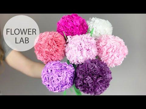 how-to-make-round-tissue-paper-flower---diy-paper-craft