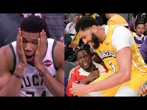 Funniest NBA Bloopers of 2019/2020