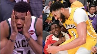 Funniest NBA Bloopers of 2019/2020