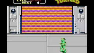 TMNT 2 : The Arcade Game on NES Bosses (2/2)