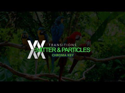 Chroma Key Emitter & Particles