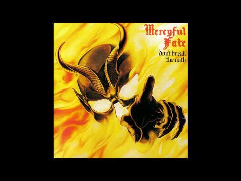 Mercyful Fate - Don't Break the Oath (1984) full album, vinyl