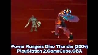 History Of Power Rangers 1994 2015