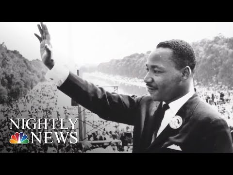 Lester Holt On The Legacy Of Martin Luther King Jr. | NBC Nightly News