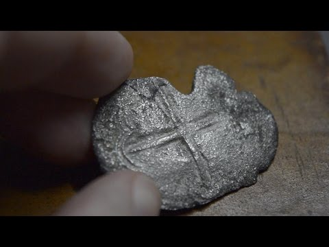 1656 Shipwreck Coin: Cursed Spanish Treasure!