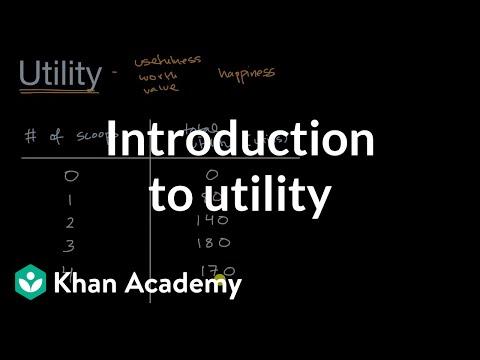Introduction To Utility | APⓇ Microeconomics | Khan Academy