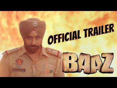 Baaz l Official Trailer l Babbu Maan l Releasing on 14th November