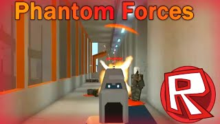 [ROBLOX: Phantom Forces] - Multikill Lets Play Solo Ep1 (Laptop Test)