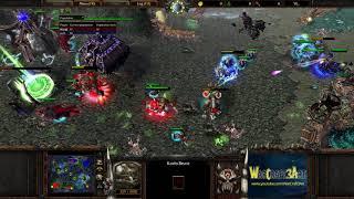 Lyn(ORC) vs 120(UD) - WarCraft 3 Frozen Throne - RN3868