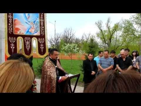 Панихида в Самаре в память жертв геноцида армян (24.04.2012)