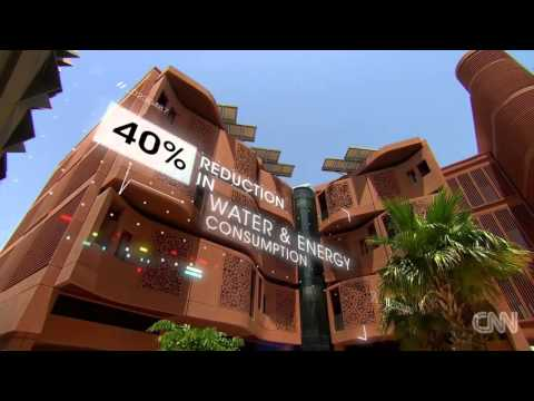Masdar City - The green city project in the UAE