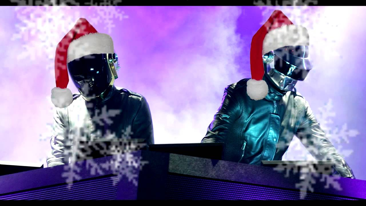 A Christmas Greeting from Daft Punk - YouTube