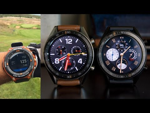 Best GPS Watches For Golfing In 2019