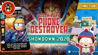 ¡PILOTO ESPACIAL BRADLEY LA NUEVA CARTA!/SOUTH PARK PHONE DESTROYER