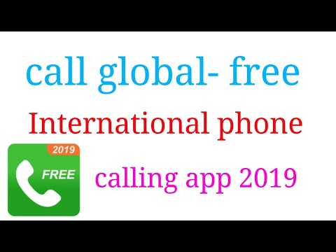 #Freecall 2019 free call global - free international phone calling app