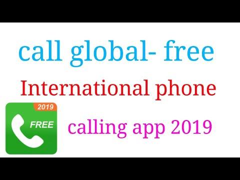 #Freecall 2019 free call global - free international phone calling app