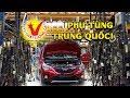 Nhập khẩu và phân phối phụ tùng ô tô trung quốc