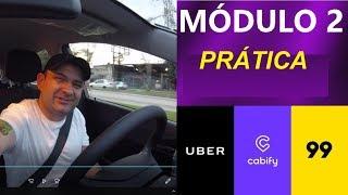 UBER NA PRÁTICA módulo 2