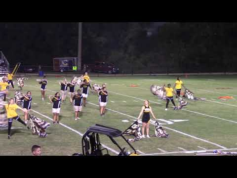 2019 Pontotoc High School Marching Band, Pontotoc vs Desoto Central