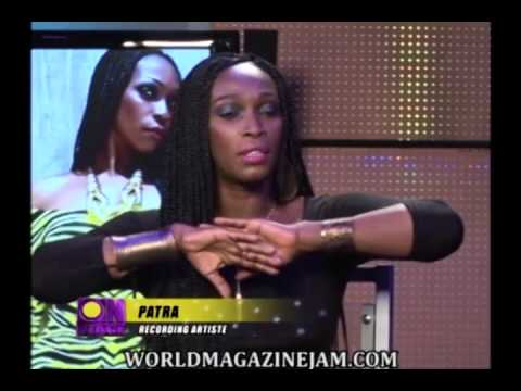 ONSTAGE - PATRA INTERVEIW (JULY 20 2013)