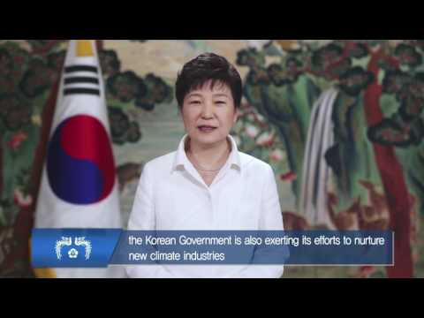 Republic of Korea: Statement 2016 UN Climate Change high-level event
