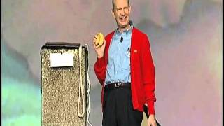 Billy Riggs Performs the Banana/Bandana Routine. Hilarious!