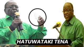Magufuli,Waliohamia ccm Imetosha sasa/wabunge wa upinzani ubwagwa na ccm